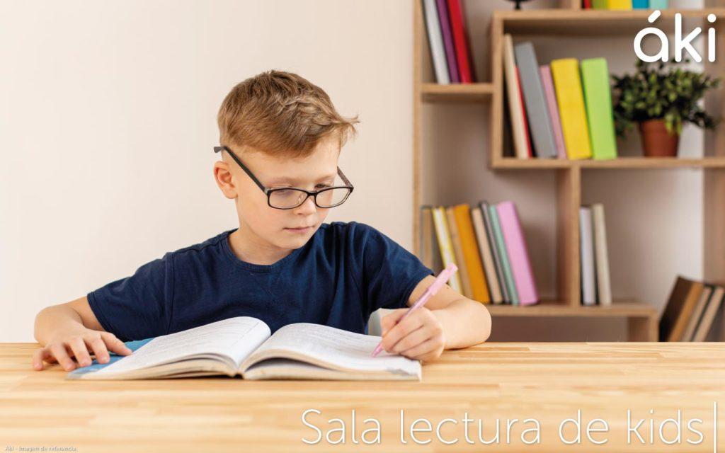 Zona lectura kids
